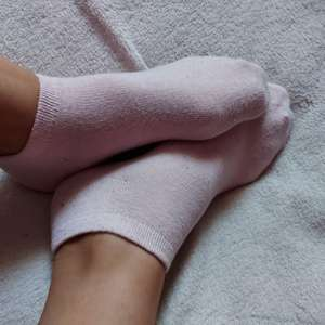 Ponožky ze spocených nožiček