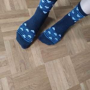 Domácí ponožky dominy!